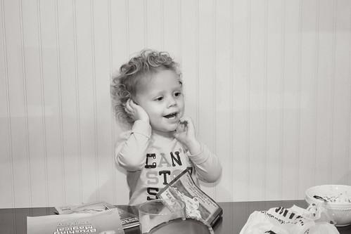 Hello, Elmo?