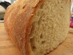Whole-Wheat Rustic Italian Bread