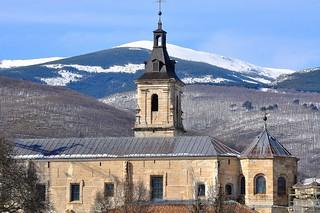 Monasterio de El Paular (Rascafría, Madrid).
