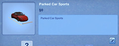 Parked Car Sports
