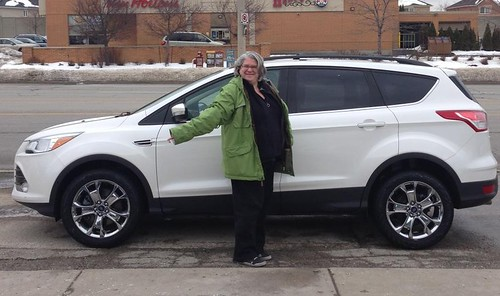 Leg 1 – Toronto to Kingston – #LexGoFurther – A Ford Escape