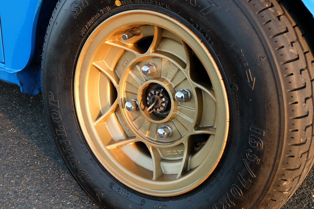 ATS alloy wheel