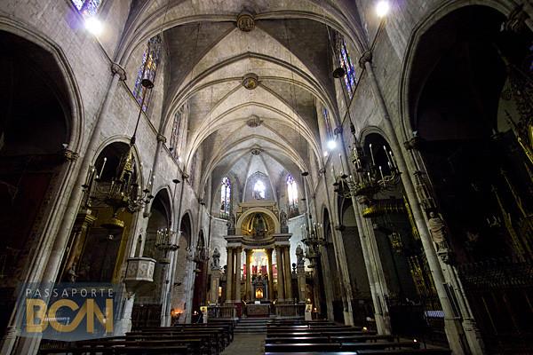 Basílica dels Sants Màrtirs Just i Pastor, Barri Gòtic, Barcelona