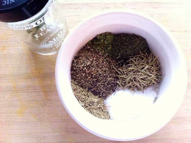 Spice Mix for Vegetable Stock
