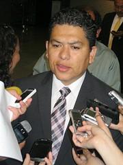 comparecencia de Jorge Camacho