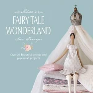 Tilda Fairy Tale Wonderlad by Entre Feltros e Tecidos