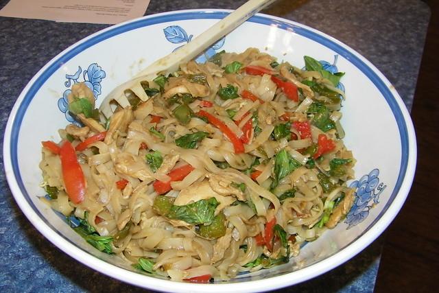 Thai Sober Noodles