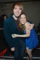 Shane Dawson and Eden Sher