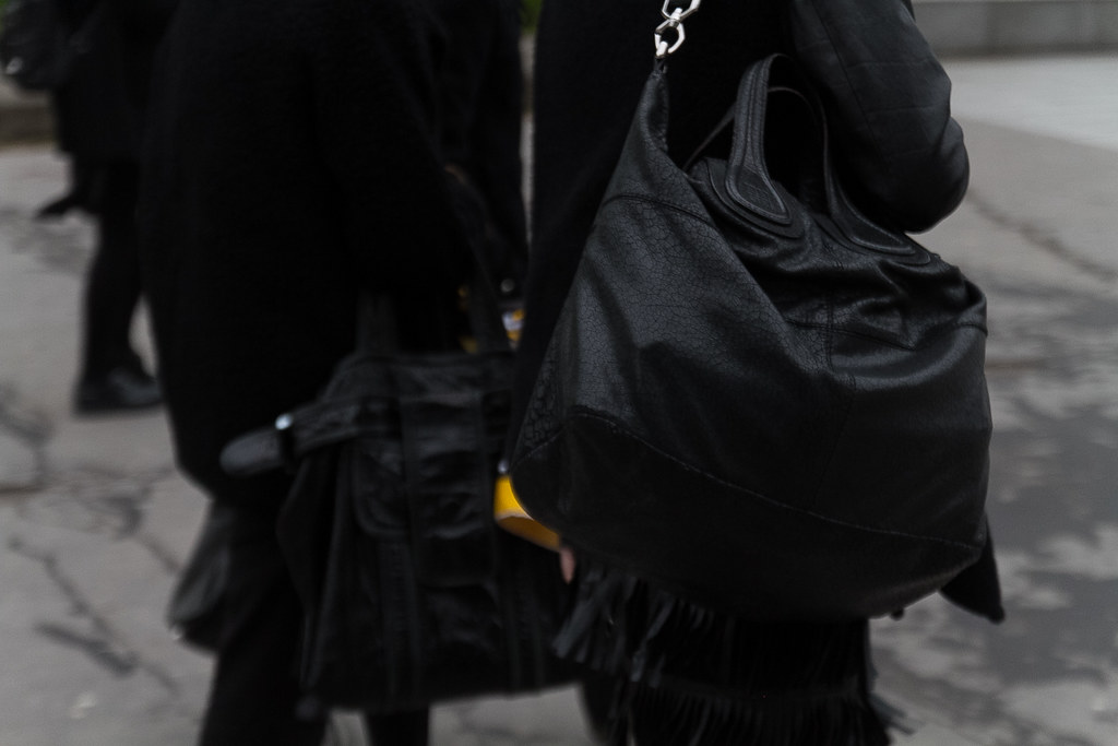 Tuukka13 - Street Style Outside Rick Owens Womens FW 13 RTW Show - Paris Fashion Week -19
