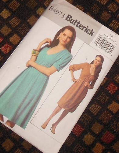 Butterick 4973 by becky b.'s sew & tell