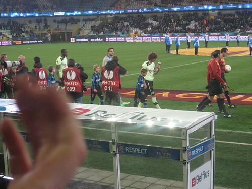 Club Brugge vs Newcastle United