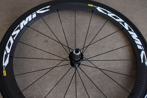 Mavic - Cosmic Carbon SLE 2013