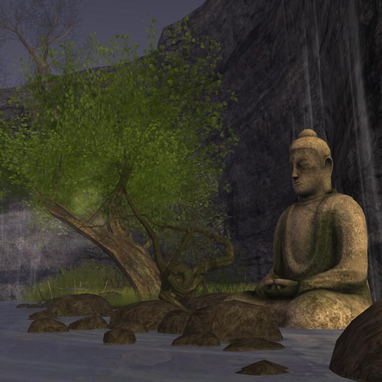 Hazardous - Buddha
