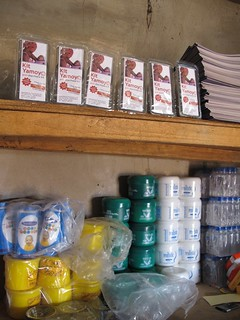 Kit Yamoyos on retailer shelves with other essential commodities