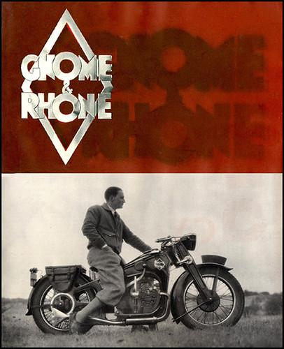 1931 Gnome & Rhone by bullittmcqueen
