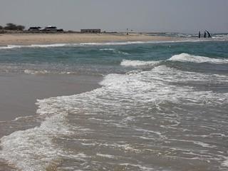 Praia de Baathela, Berbera Somalilandia