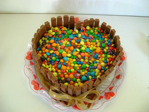 Meu bolo...niver 10-03 by Paninh♥s em forma de am♥r