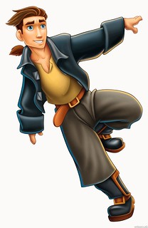 Jim Hawkins - Inspiration