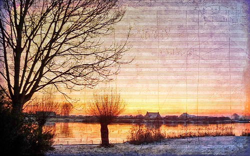 textured beforesunrise terneuzen reflectionsofmylife winterinthenetherlands otheensekreek temari09