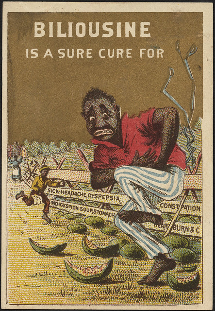 Biliousine is a sure cure for sick-headache, dyspepsia, constipation, indigestion, sour stomach, heartburn &c. (front)