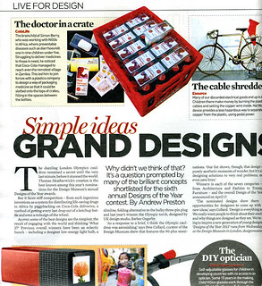 ColaLife Mail on Sunday