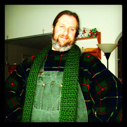 Day 17: Green! #MarchChallenge #tmlphotoaday #overalls #Carhartt #StPaddysDay