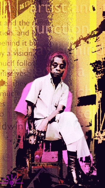 James Baldwin from Flickr via Wylio