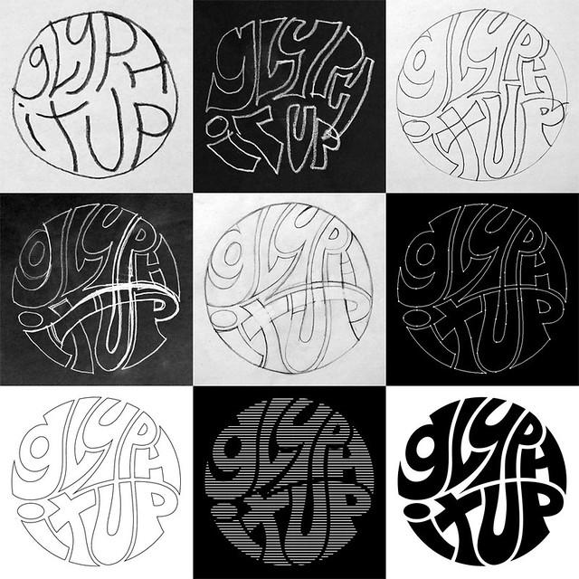 Glyph It Up.
