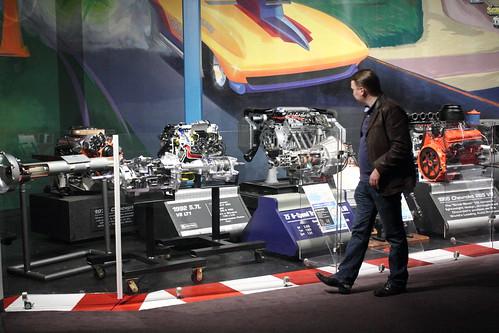 Corvette motors