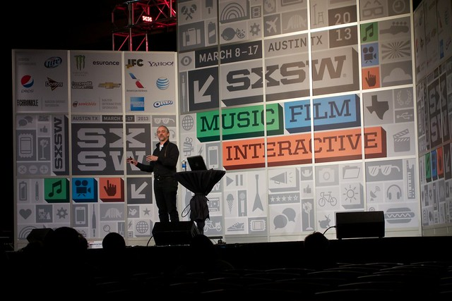 SXSW - Richard Garriott: Commercialisation of space