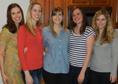 Kelsey's KY Bridal Shower