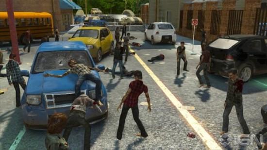 Lançado Oficialmente The Walking Dead Survivor Instinct!