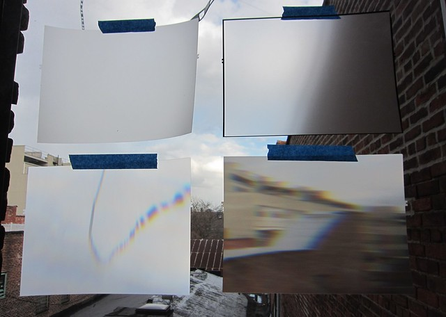 Backlight filters