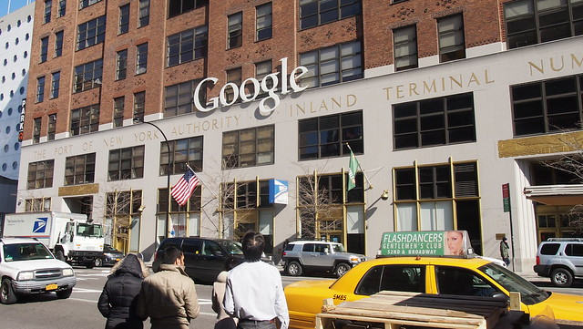 Google Office NY
