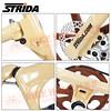 186-200 STRIDA 16吋LT版折疊單車(碟剎)奶油黃色2013年版9
