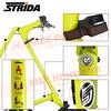 186-203 STRIDA 16吋LT版折疊單車(碟剎)消光芥末黃色2013年版8