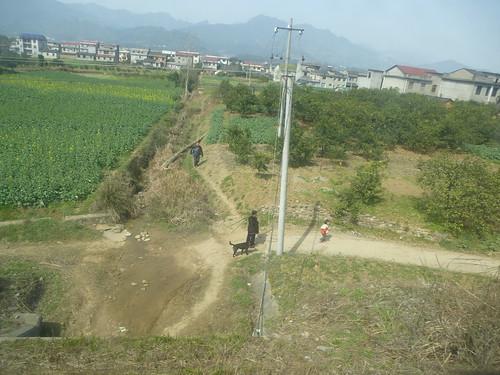 Hunan13-Changsha-Zhangjiajie-Train (244)