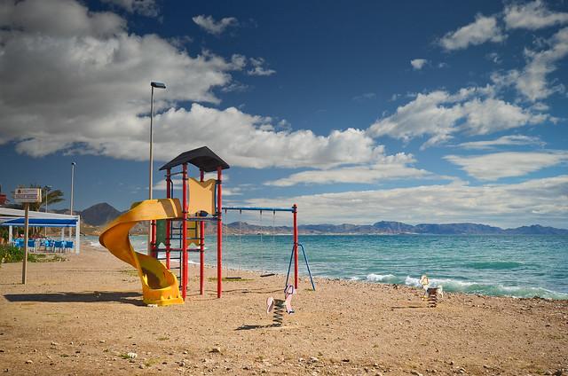 Parque infantil, Puntas de Calnegre