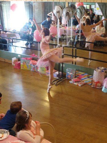 Ballerina Tea Party
