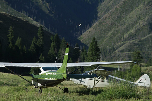 Cabin Creek Planes, Frank Church Wilderness