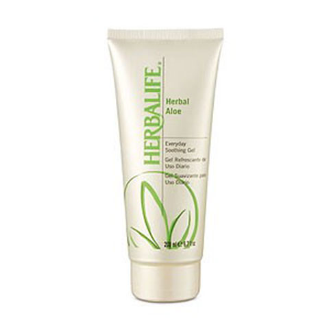 Gel Suavizante para Uso Di�rio Herbal Aloe