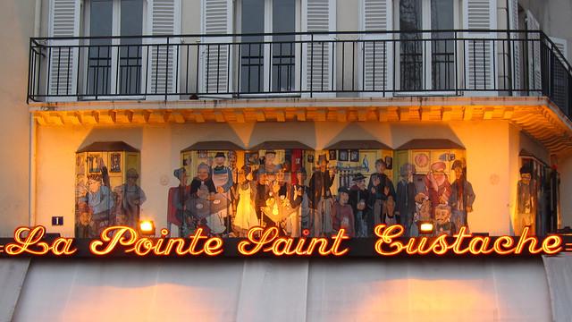 La Pointe Ste Eustache