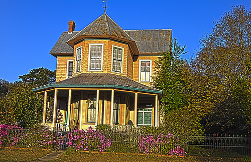The Beautiful Old Home In Meldrim, Georgia