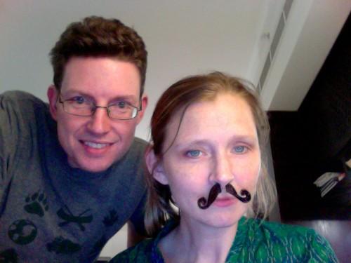 The Mustache Series