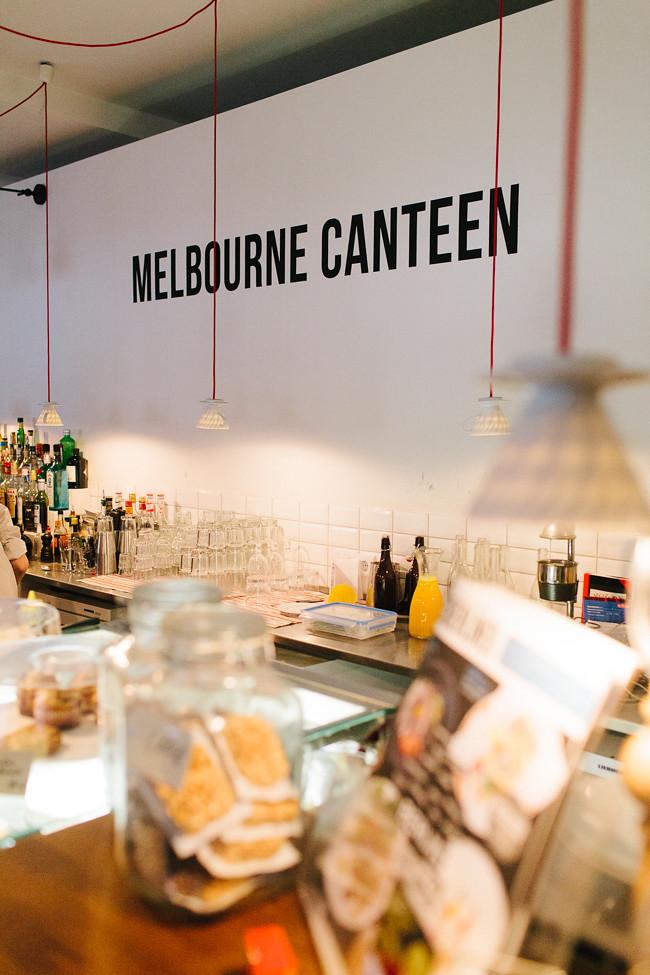 Melbourne Canteen 1