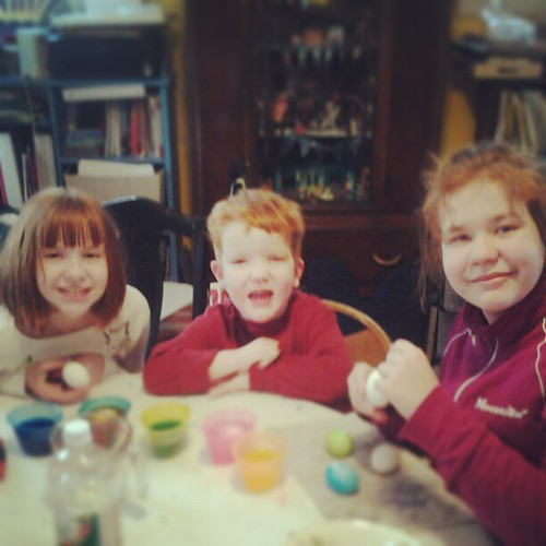 Easter egg time by Emilyannamarie