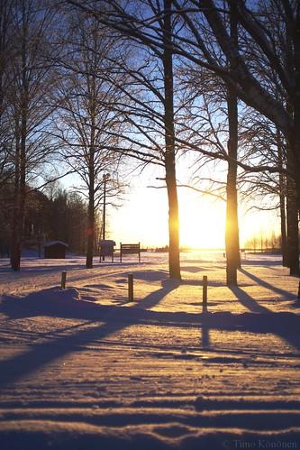 winter light sunset shadow snow finland prime shadows pentax 28mm north karelia manualfocus f28 k5 joensuu 28mmf28 pentaxm northkarelia manualfocuslens pentaxm28mm pentaxlife smcpm28mmf28 justpentax pentaxm28mmf28 pentaxk5
