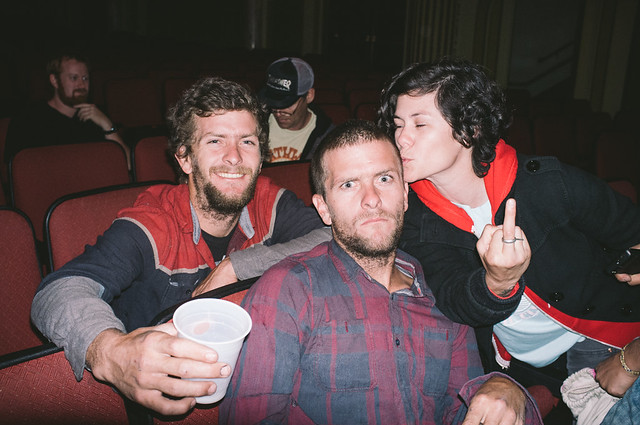 Jared & Codi Hagar with Vanessa Torres