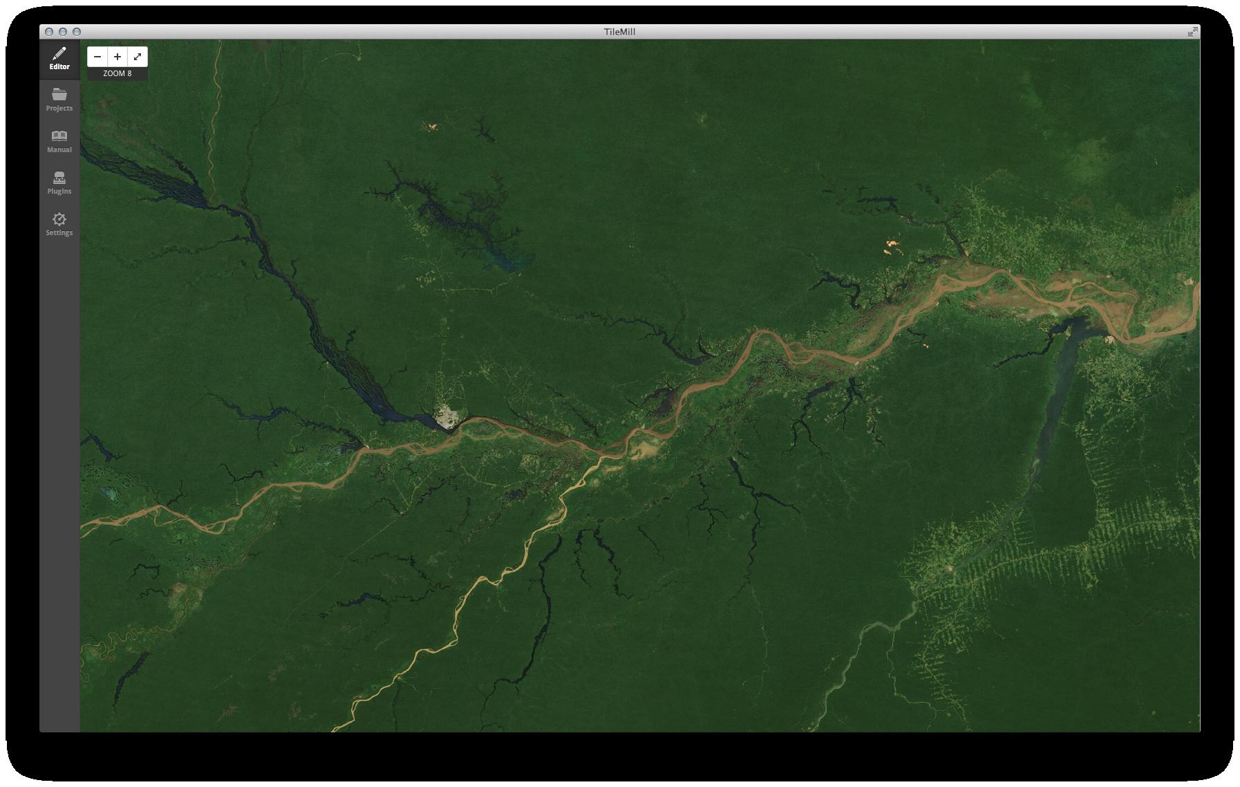 Manaus, Brazil (latitude −3, longitude −60)