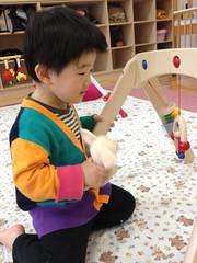 子育て支援センター 2013/3/30